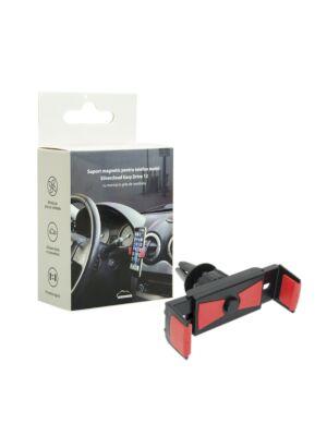 Suport pentru telefon mobil Silvercloud Easy Drive 13 pentru grila ventilatie