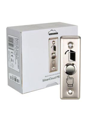 Buton de acces incastrabil SilverCloud PB303